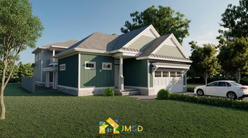 3D Home Rendering Myrtle Beach South Carolina