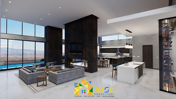 3D Visualization Rendering Services Las Vegas Nevada