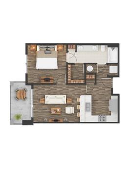 2D Floor Plan Rendering Services UK