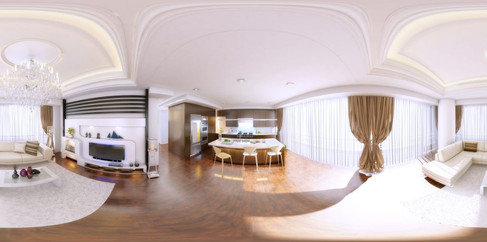 360 Architectural Rendering USA