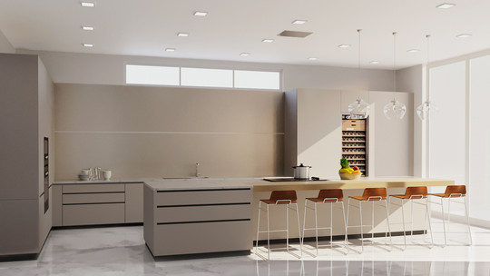 3D Kitchen Rendering Services Huntingdon Valley Pennsylvania