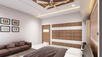 MODERN BEDROOM INTERIOR DESIGN SAN FRANCISCO