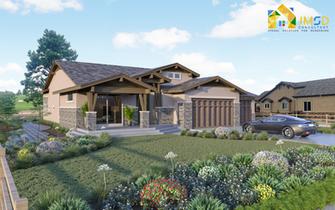 3D House Rendering Services Aurora Colorado