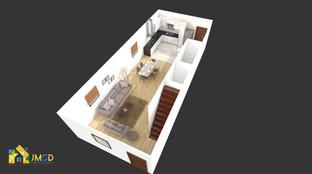 3D Floor Plan Rendering Company Vancouve
