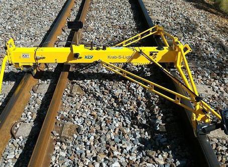 Trolley para medição de AMV