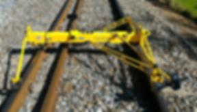 via permanente curso ferrovia trilho