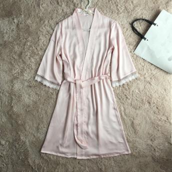 Soft Pink Robe