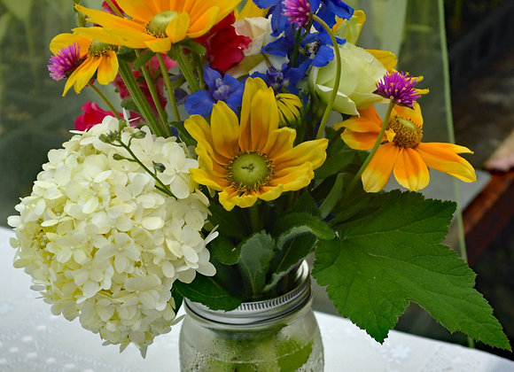 Quick Bouquets