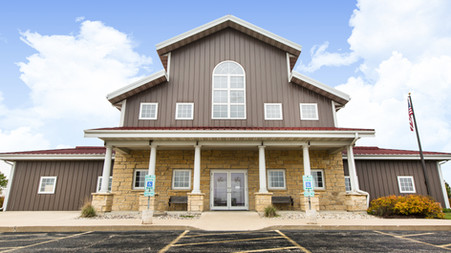 CVB Visitors Center, Illinois
