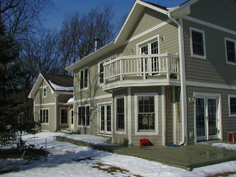 Rural Residence, Illinois