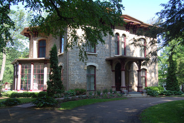 Stephenson County Historical Society, Illinois Historic Preservation
