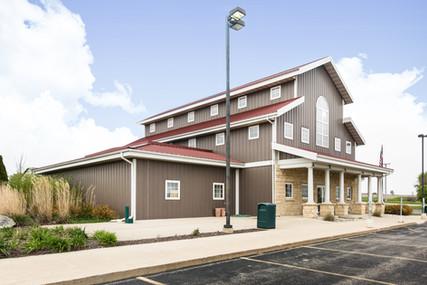 CVB Visitors Center Freeport IL