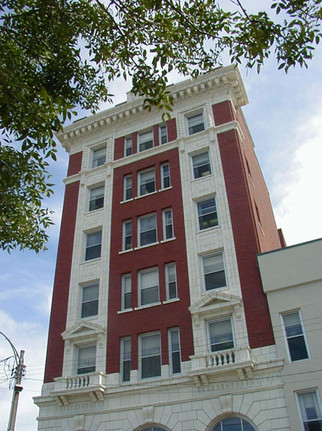 Newell Rubbermaid offices, Freeport Il historic restoration