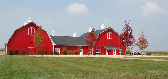 Acciona Wind Farm Operations Facility, Illinois