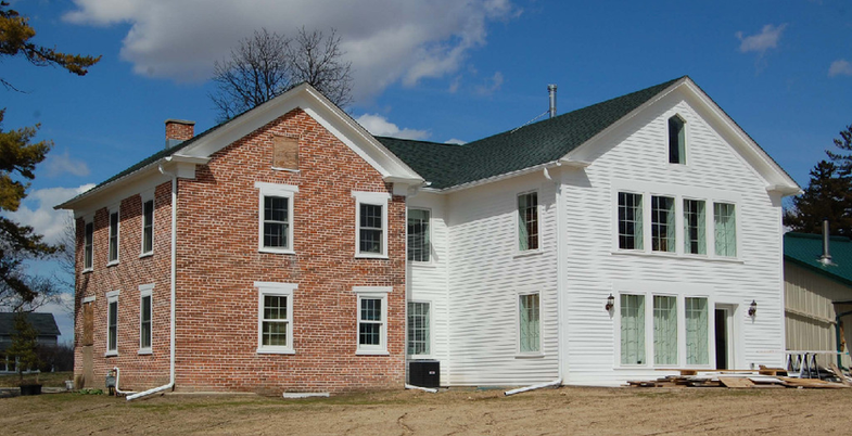 Rural Residence, Illinois Accessibility Addition and Remodeling