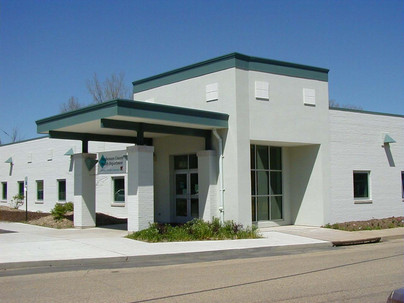 Stephenson County Health Department  Freeport IL Adaptive Re-Use