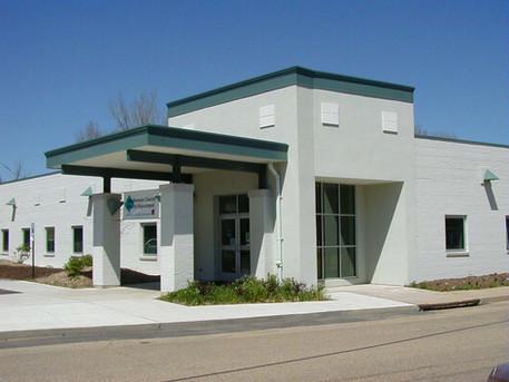 Stephenson County Health Department  Freeport IL Adaptive Re-Use