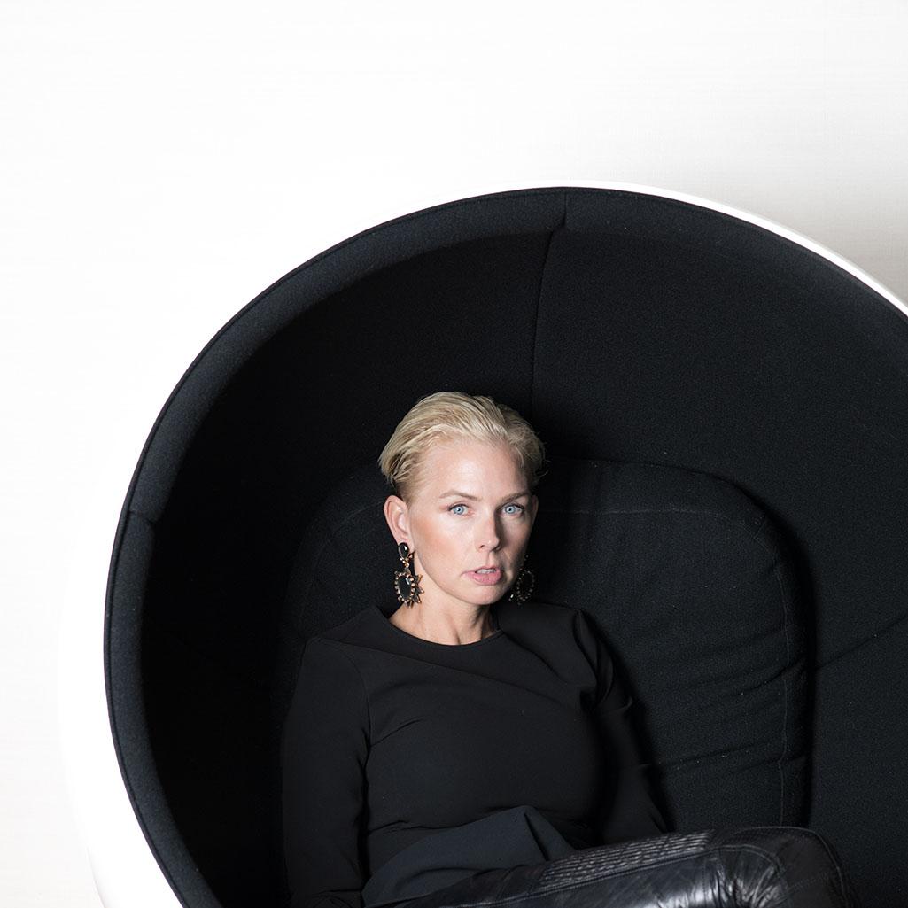 Sara Hagnö.