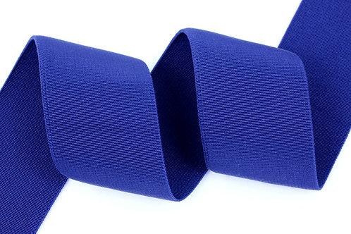 50mm woven elastic navy