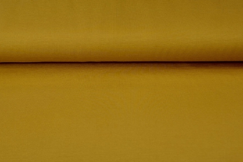 Solid jersey -mustard