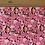 Thumbnail: Flower fox pink cotton jersey