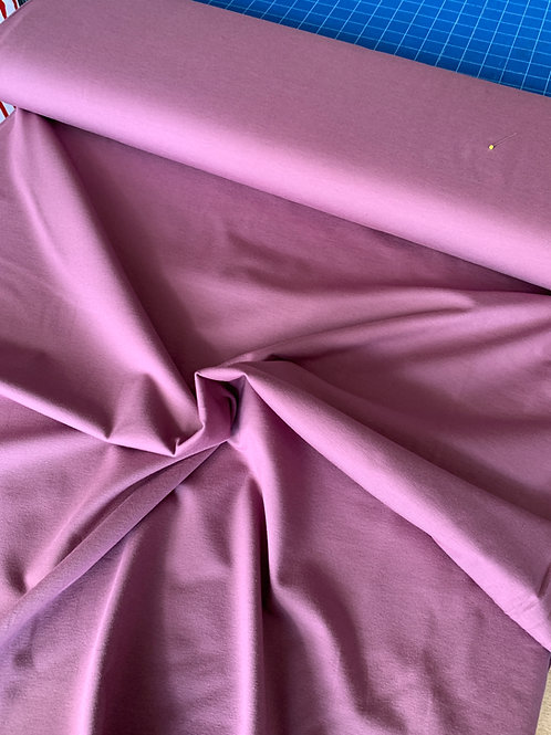 Solid jersey - mauve