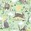 Thumbnail: Spring bunnies green