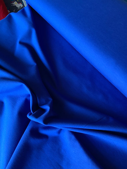 Solid jersey - royal blue