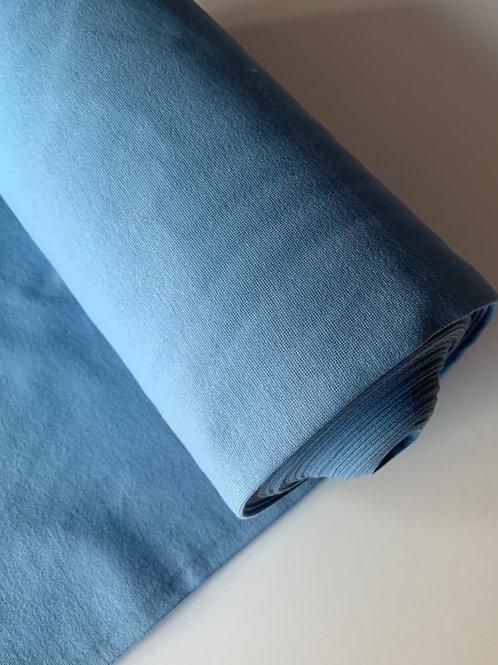 Solid ribbing blueish-grey