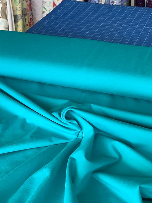 Solid jersey - turquoise