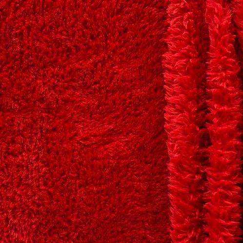 Teddy sheep - red
