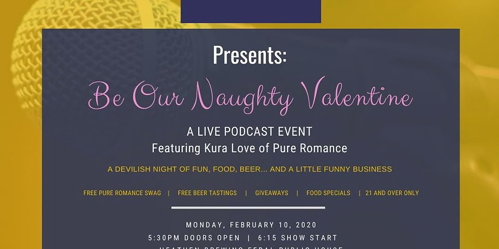 Business and Beers - Be Our Naught Valentine