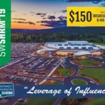 SWSHRM Annual Conference: Leverage of Influence