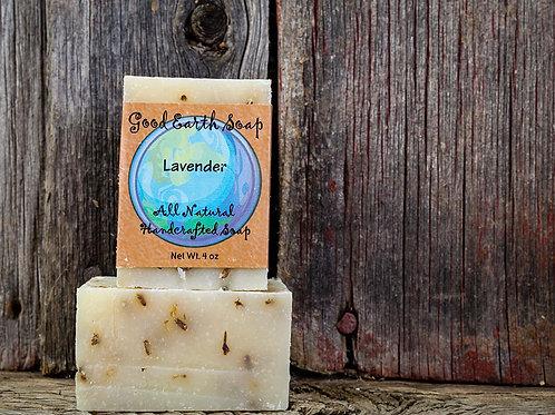 good earth lavender bar soap