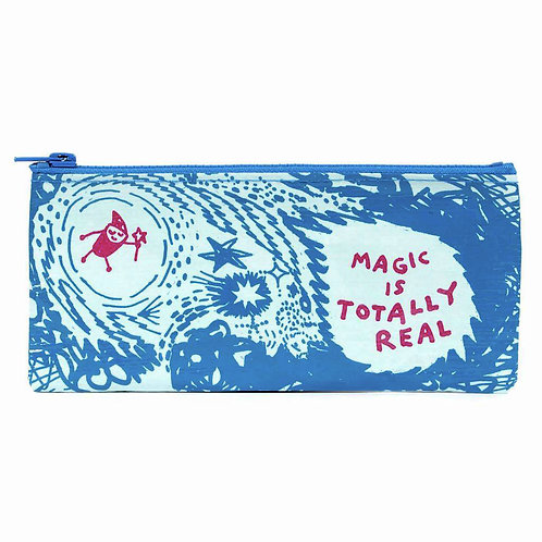"""""""magic is totally real"""" fairy star pencil case pouch"""