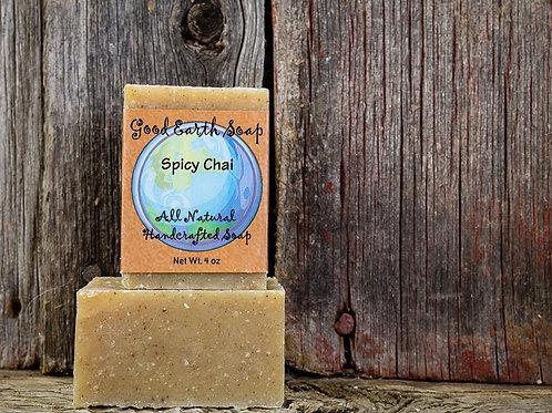 good earth spicy chai bar soap