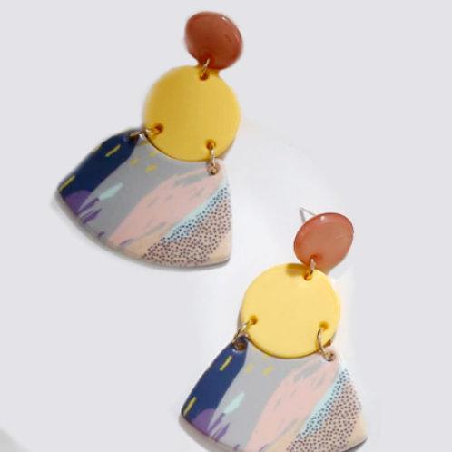 brunch earrings