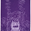 Thumbnail: low blood sugar monster purple dish towel