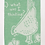 Thumbnail: what was i thinking hen chicks dish towel