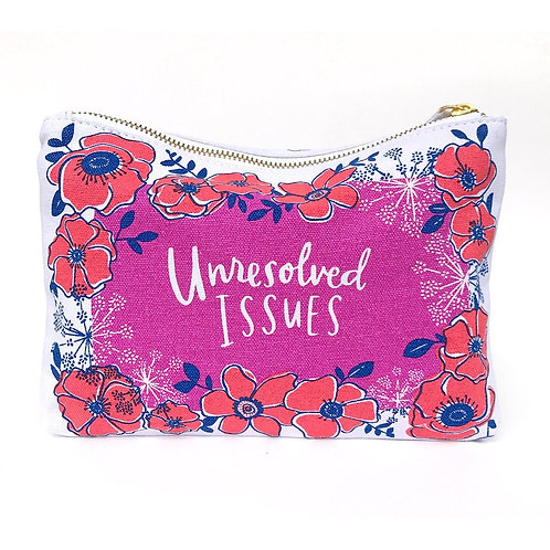 emily mcdowell unresolved issues makeup bag