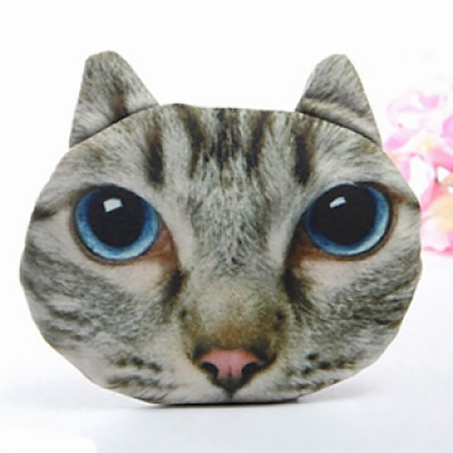 copy of soft kitty zipper pouch coin purse