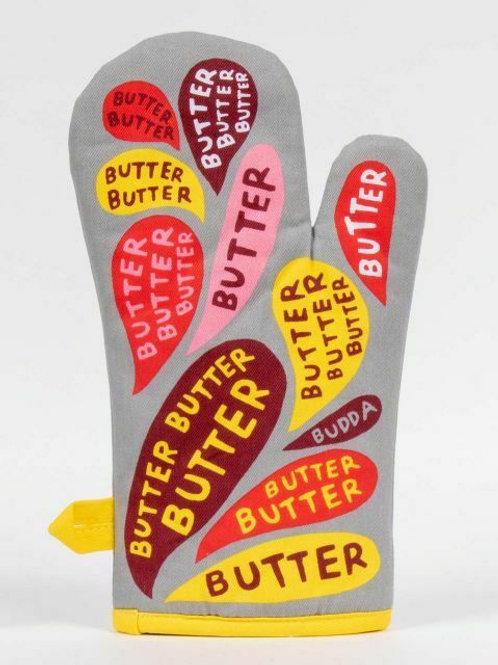 butter butter butter!! oven mitt