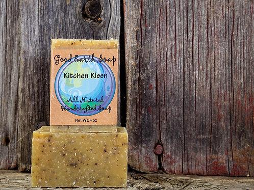 good earth kitchen kleen bar soap