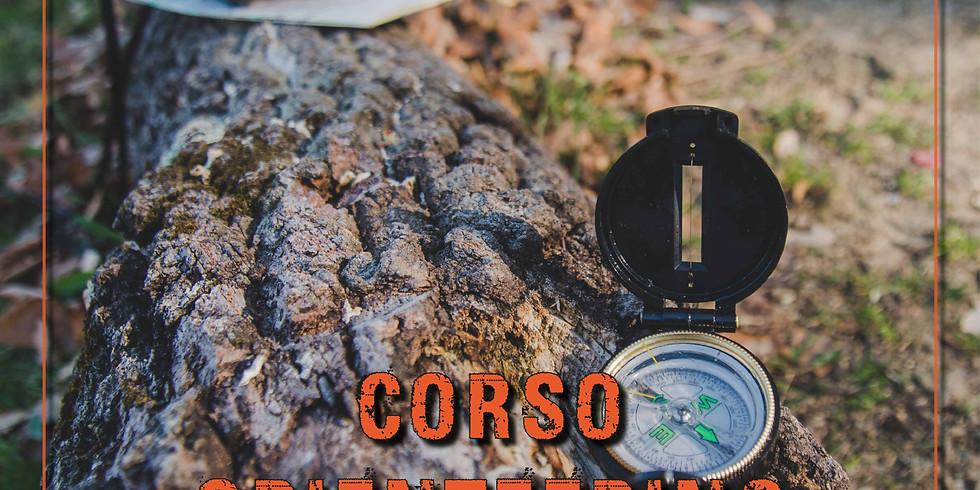 CORSO ORIENTEERING