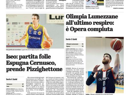 Nbb Brescia fa quel che può, ma a Milano paga i propri limiti.