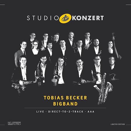 Tobias Becker Bigband - Studio Konzert 1