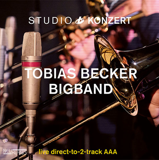 Tobias Becker Bigband - Studiokonzert 2