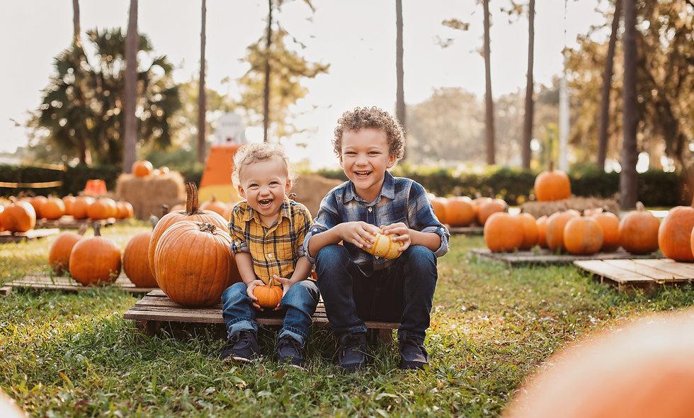 Pumpkin Patch (Kids Only) Mini Oct. 17