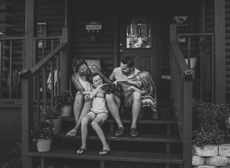 Front Porch Sessions   2020 Quarantine   Orlando Photography   JBC Photography