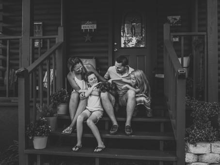 Front Porch Sessions | 2020 Quarantine | Orlando Photography | JBC Photography